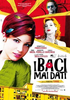 I baci mai dati - Italian Movie Poster (thumbnail)