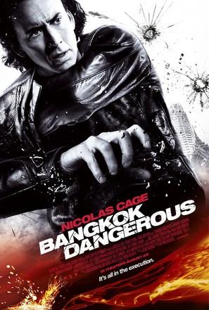 Bangkok Dangerous - Movie Poster (thumbnail)