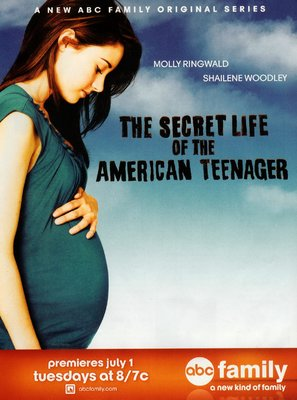 """The Secret Life of the American Teenager"" - Movie Poster (thumbnail)"