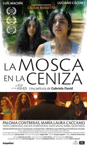 La mosca en la ceniza - Argentinian Movie Poster (thumbnail)