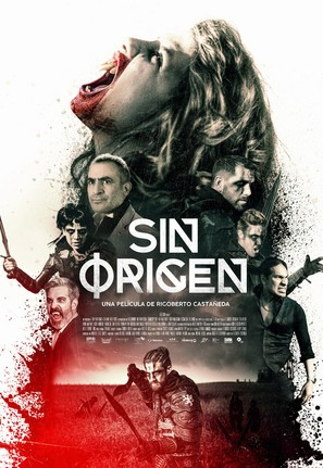 Sin Origen - Mexican Movie Poster (thumbnail)