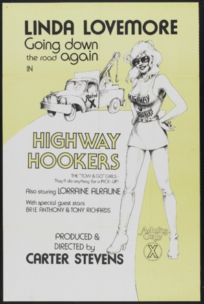 Highway Hookers - Movie Poster (thumbnail)