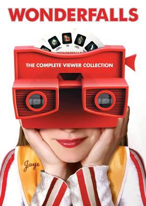 """Wonderfalls"" - DVD movie cover (thumbnail)"