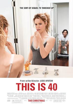 This Is 40 - Movie Poster (thumbnail)