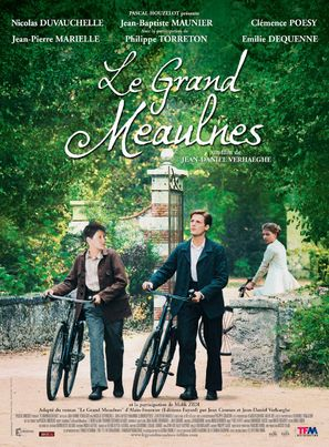 Grand Meaulnes, Le - French Movie Poster (thumbnail)