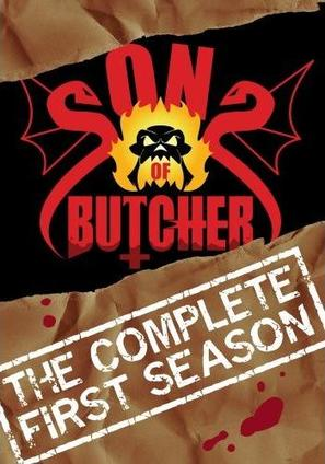 """Sons of Butcher"" - Canadian DVD movie cover (thumbnail)"