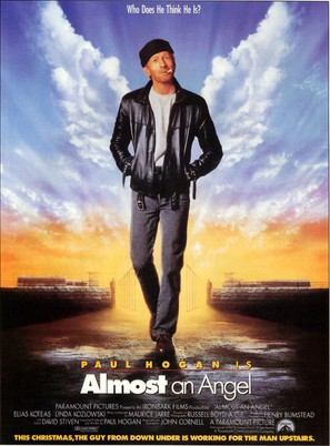 Almost an Angel - Movie Poster (thumbnail)