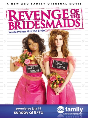Revenge of the Bridesmaids - Movie Poster (thumbnail)