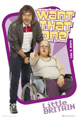 """Little Britain"" - Movie Poster (thumbnail)"