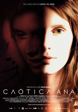 Caótica Ana - Spanish Movie Poster (thumbnail)
