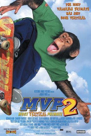 MVP 2: Most Vertical Primate - poster (thumbnail)