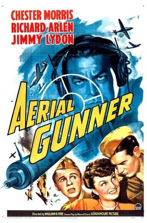 Aerial Gunner - Movie Poster (thumbnail)