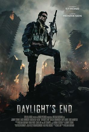 Daylight's End - Movie Poster (thumbnail)