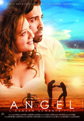 Angel - Indian Movie Poster (thumbnail)