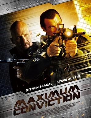 Maximum Conviction - Movie Poster (thumbnail)