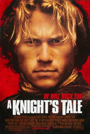 A Knight's Tale - Movie Poster (thumbnail)