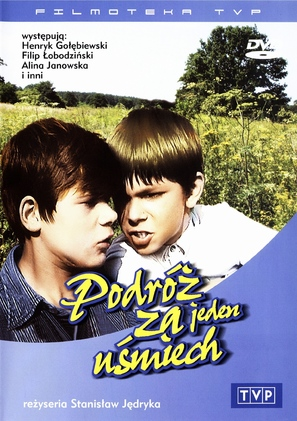 """Podróz za jeden usmiech"" - Polish Movie Cover (thumbnail)"
