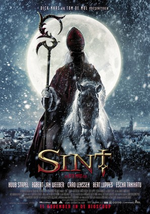 Sint - Dutch Movie Poster (thumbnail)