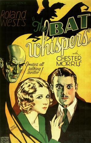 The Bat Whispers - Movie Poster (thumbnail)