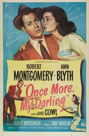 Once More, My Darling - Movie Poster (thumbnail)