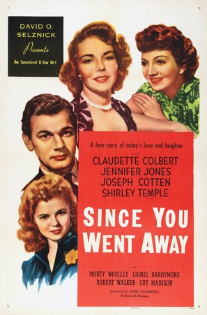 Since You Went Away - Movie Poster (thumbnail)