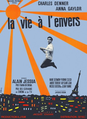 La vie à l'envers - French Movie Poster (thumbnail)