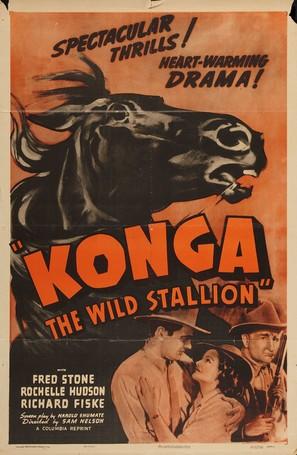 Konga, the Wild Stallion