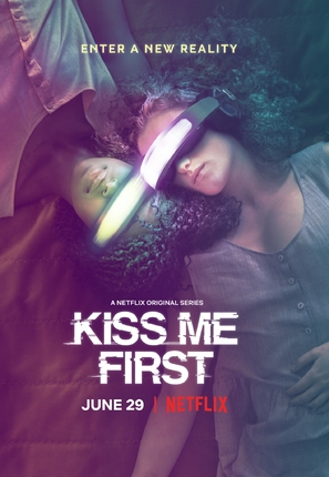 """""""Kiss Me First"""" - Movie Poster (thumbnail)"""