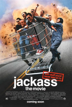 Jackass: The Movie - Movie Poster (thumbnail)