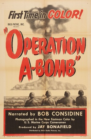 Operation A-Bomb - Movie Poster (thumbnail)