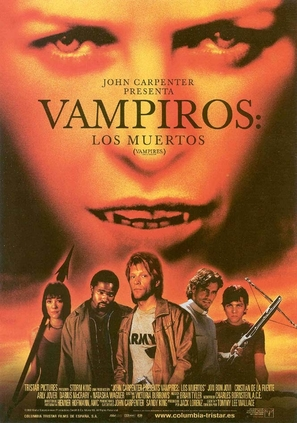 Vampires: Los Muertos - Spanish Movie Poster (thumbnail)