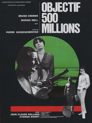 Objectif: 500 millions - French Movie Poster (thumbnail)