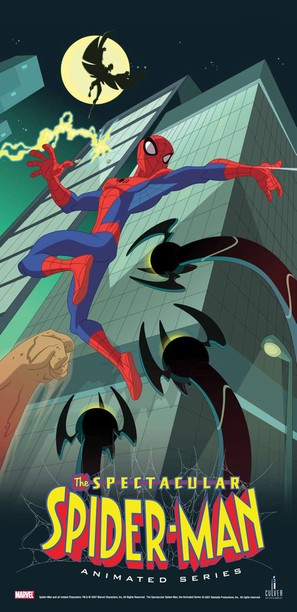 """The Spectacular Spider-Man"" - Movie Poster (thumbnail)"