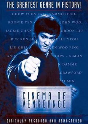 Cinema Of Vengeance - DVD movie cover (thumbnail)