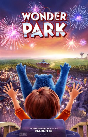 Wonder Park - Movie Poster (thumbnail)