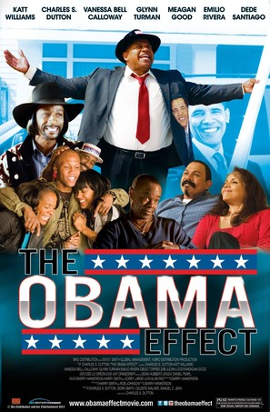 The Obama Effect - Movie Poster (thumbnail)