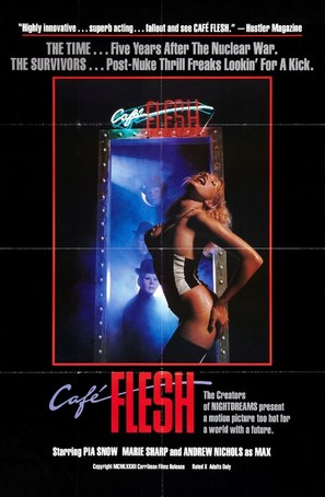 Café Flesh - Movie Poster (thumbnail)