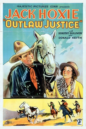 Outlaw Justice - Movie Poster (thumbnail)
