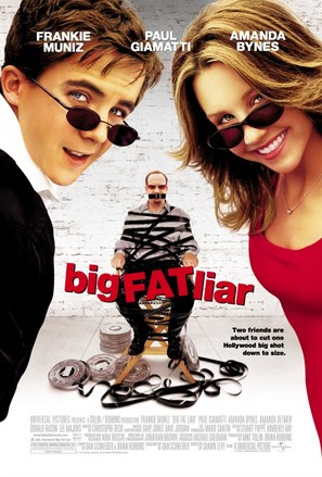 Big Fat Liar - Movie Poster (thumbnail)