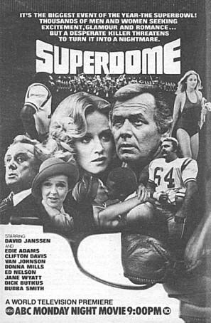 Superdome - poster (thumbnail)