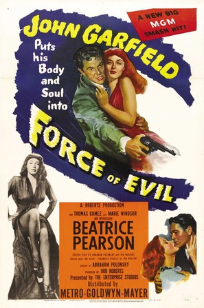 Force of Evil - Movie Poster (thumbnail)