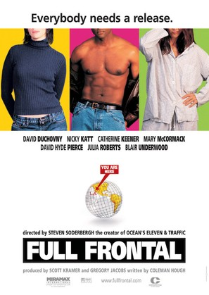 Full Frontal - Movie Poster (thumbnail)