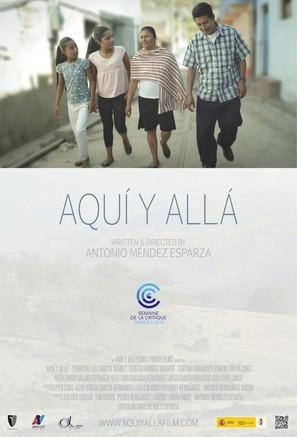 Aquí y allá - Movie Poster (thumbnail)
