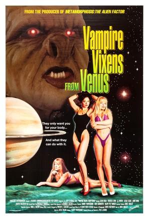 Vampire Vixens from Venus