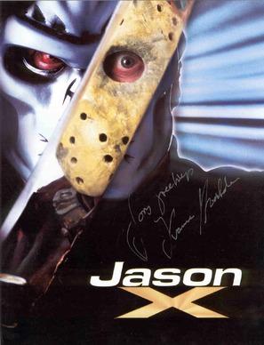 Jason X - Movie Poster (thumbnail)