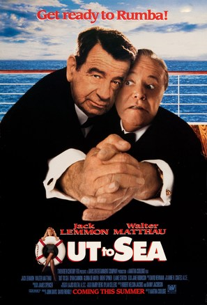 Out to Sea - Advance poster (thumbnail)