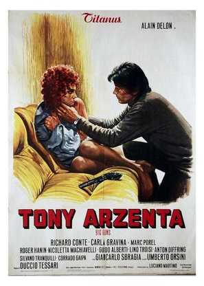 Tony Arzenta - Italian Movie Poster (thumbnail)