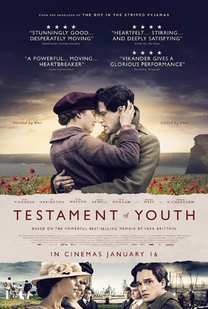 Testament of Youth - British Movie Poster (thumbnail)