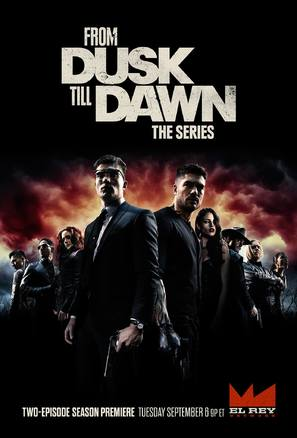 """""""From Dusk Till Dawn: The Series"""" - Movie Poster (thumbnail)"""