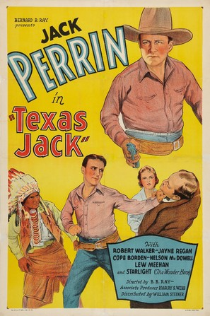 Texas Jack - Movie Poster (thumbnail)